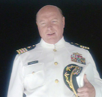 Don S. Davis als William Scully, Sr. in Akte X